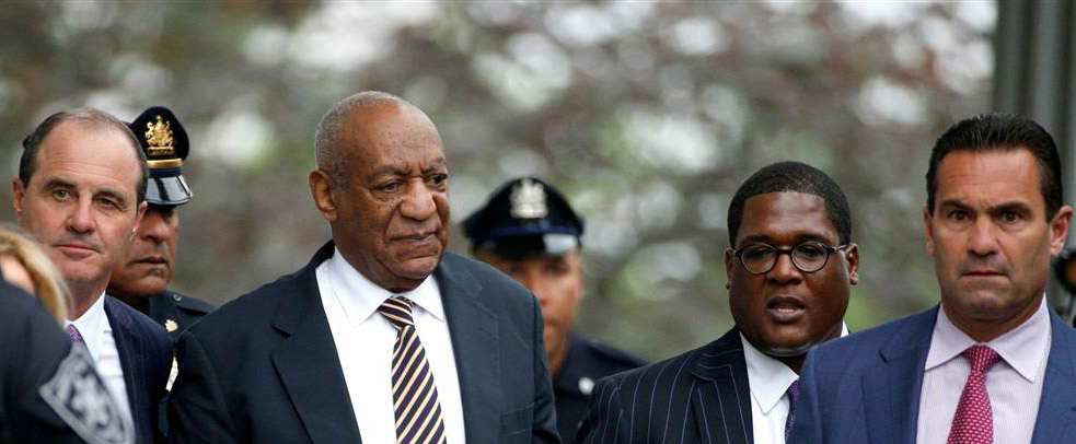 Cosby Case Deadlocks